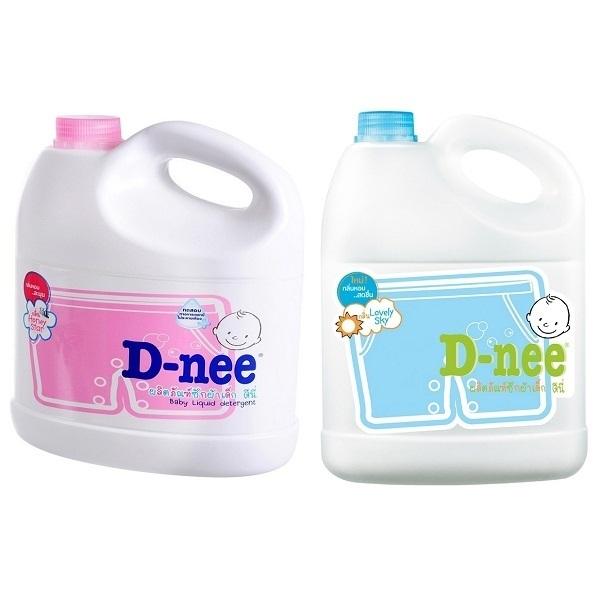 Nước giặt xả Dnee bình 3000ml