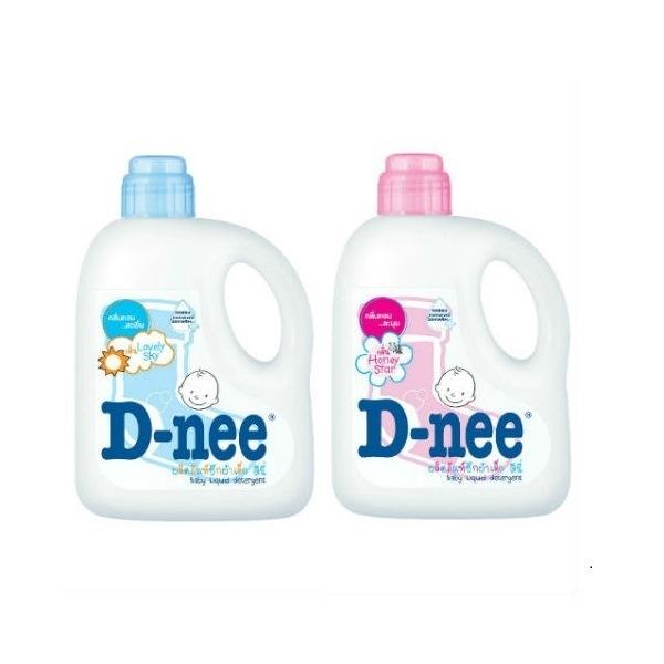 Nước giặt xả Dnee bình 960ml