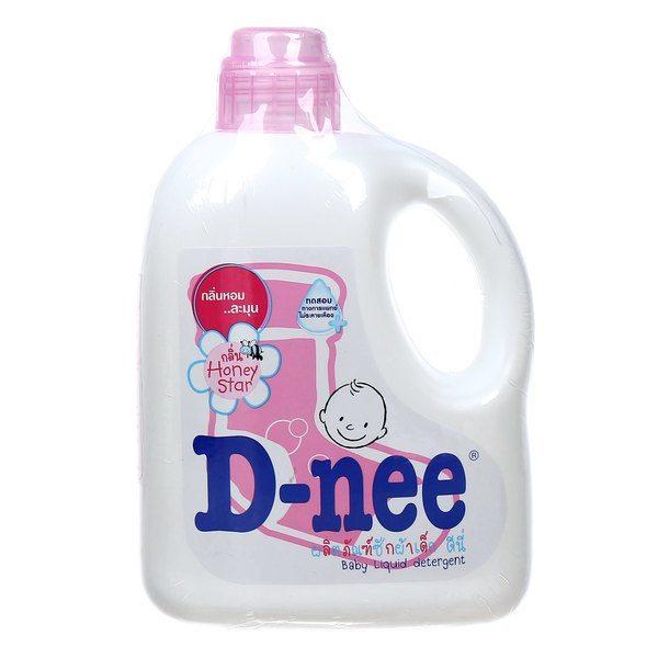 Nước giặt xả Dnee bình hồng 960ml