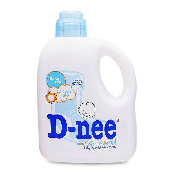 Nước giặt xả Dnee bình xanh 960ml