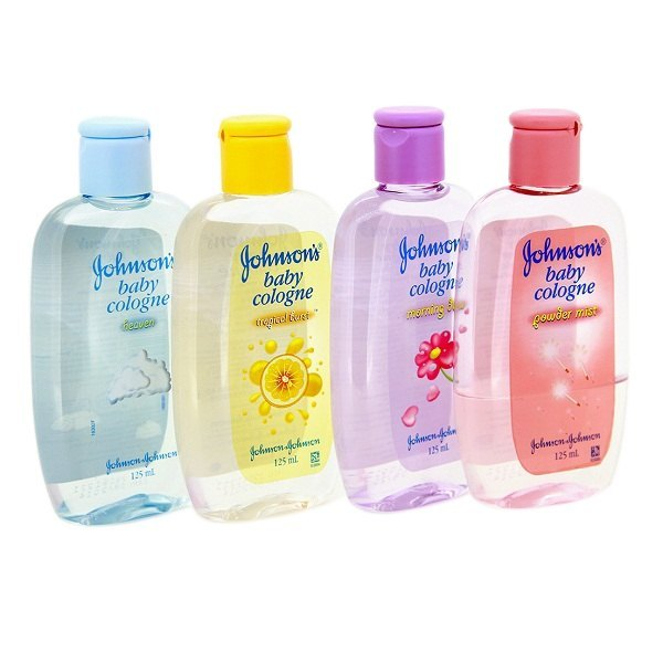 Nước hoa Johnson Baby 125ml
