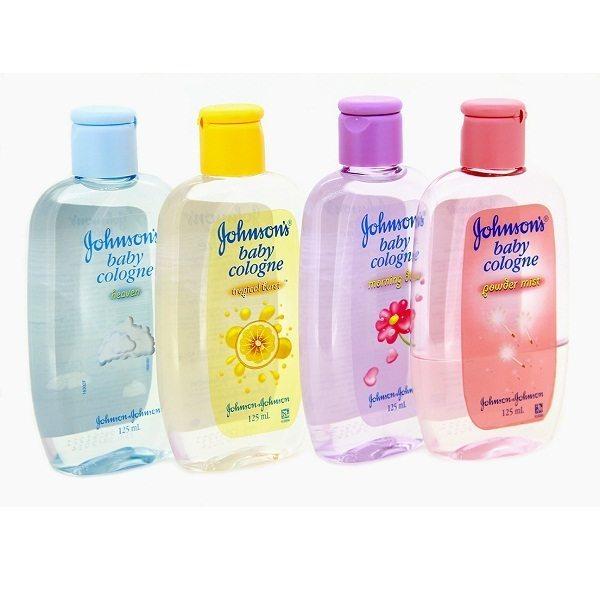 Nước hoa Johnson Baby 125ml