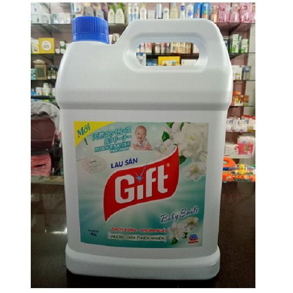 Nước lau sàn Baby Gift 4kg