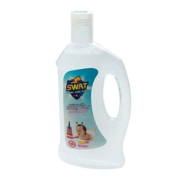 Nước lau sàn Swat 1Lít