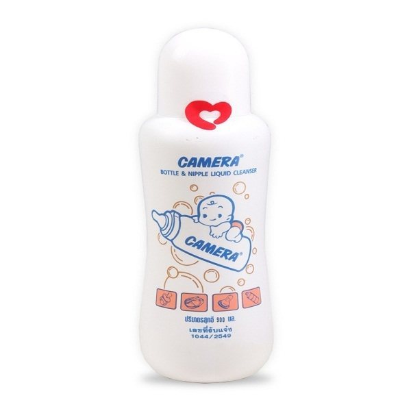 Nước rửa bình sữa Camera 900ml
