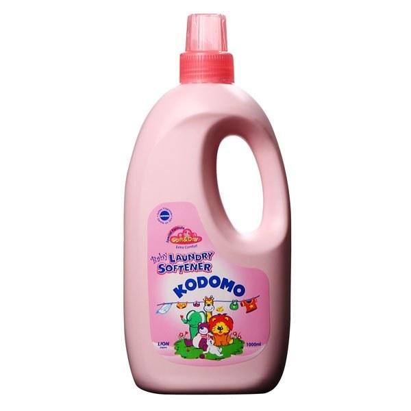Nước xả Kodomo mềm vải 1 lít