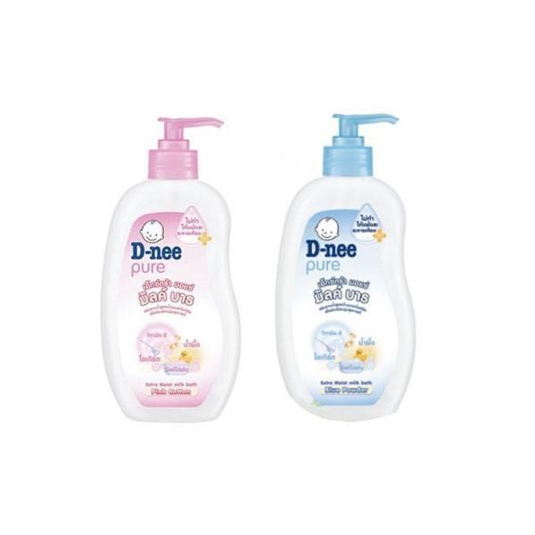 Sữa tắm gia đình chứa sữa D-nee 380ml