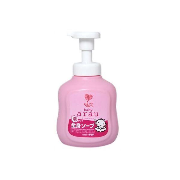 Sữa tắm trẻ em Arau Baby chai 450ml