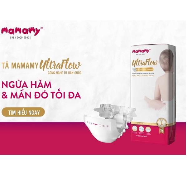 Tã dán Ultraflow Mamamy L42