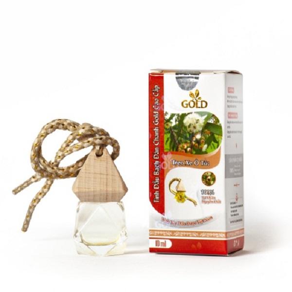 Tinh dầu bạch đàn chanh Gold cao cấp 10ml loại treo