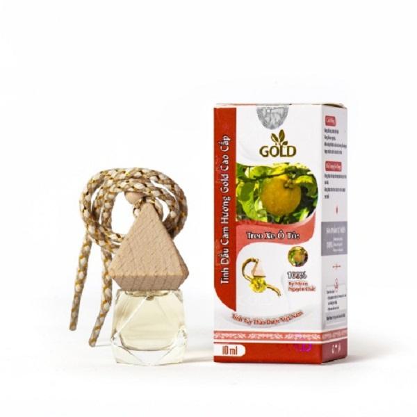 Tinh dầu cam ngọt Gold cao cấp 10ml loại treo