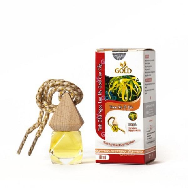 Tinh dầu ngọc lan tây Gold cao cấp 10ml loại treo