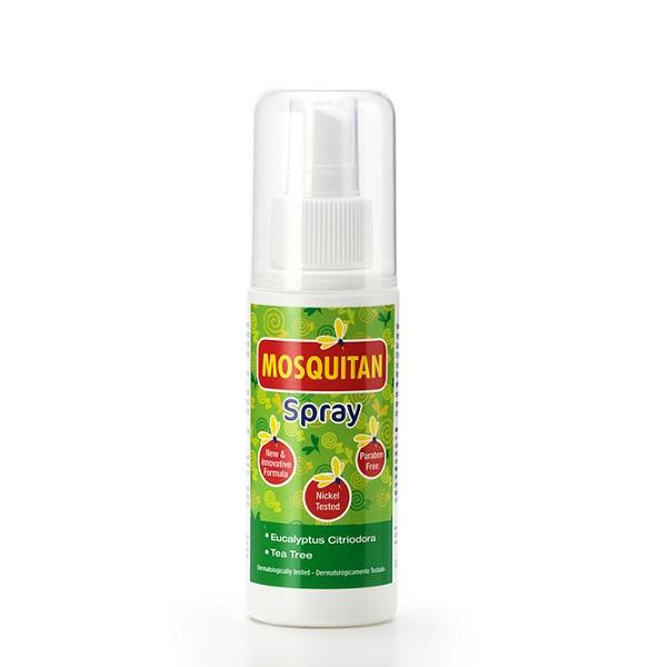 Tinh dầu xịt chống muỗi Mosquitan 100ml