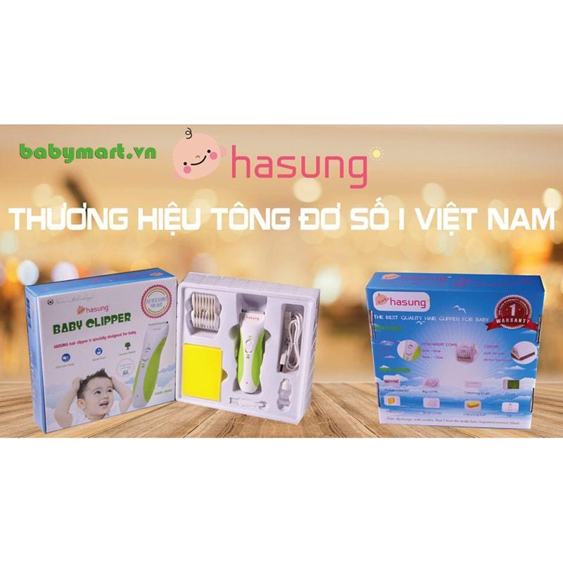 Tông đơ cắt tóc Hasung