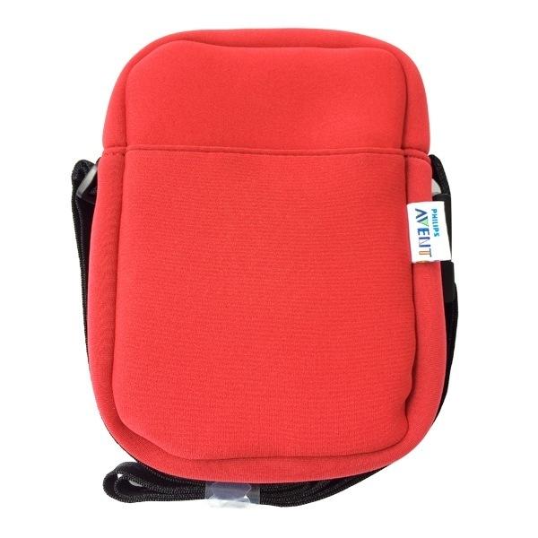 Túi giữ nhiệt Avent đỏ