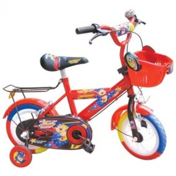 """Xe đạp trẻ em 14"""" Superman"""