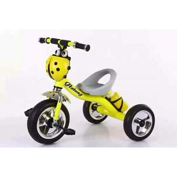Xe đạp 3 bánh con bọ vàng