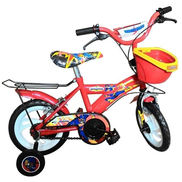 Xe đạp trẻ em 12 in hotboy xanh