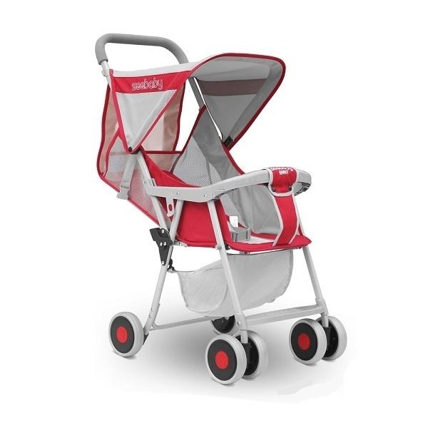 Xe đẩy trẻ em Seebaby QQ2