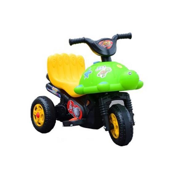 Xe điện 3 bánh hình bọ rùa