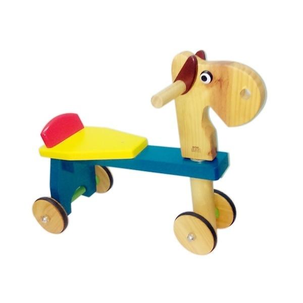 Xe ngồi đẩy con ngựa