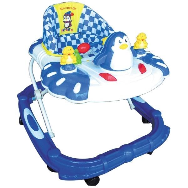 Xe tập đi chim cánh cụt cho bé có nhạc