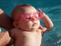 Cách tắm nắng cho trẻ sơ sinh đúng cách nhất