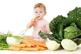 7 loại rau củ thúc đẩy trẻ phát triển chiều cao