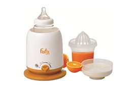Cách sử dụng máy hâm sữa Fatz 3 chức năng