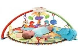 Mẹo chọn thảm cho bé sơ sinh an toàn