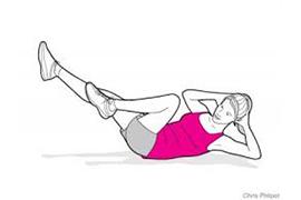 Giảm cân sau sinh: Bài tập 30 phút giúp mẹ nhanh chóng lấy lại vóc dáng