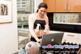 Hướng dẫn sử dụng máy hút sữa Spectra