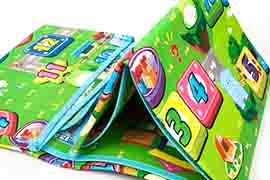 5 ưu điểm tuyệt vời của thảm chơi cho bé...