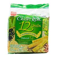 Bánh cuộn giòn DD 12 loại ngũ cốc 180gr