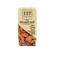 Almond miik original unsweetened 180ml