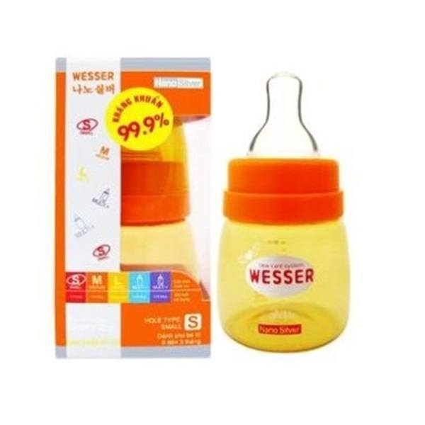 Wesser Nano Silver Bottle 60ml