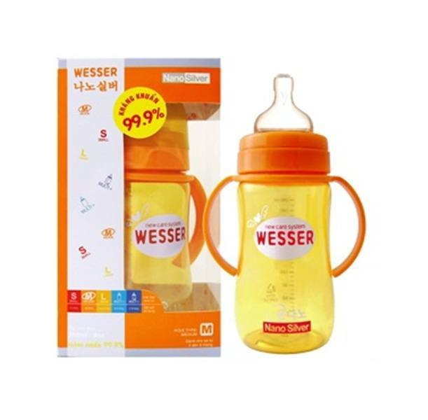 Wesser Wide-Neck Bottle 260ml