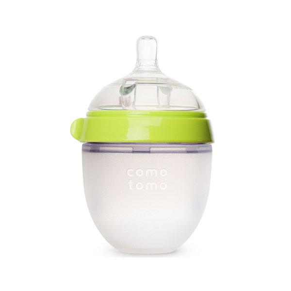 Bình sữa Comotomo Sillicone 150ml đơn