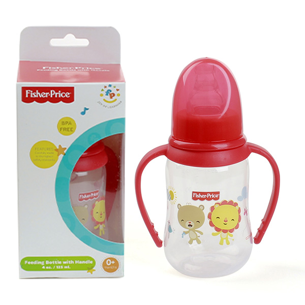 Fisher Price 125ml Red 20868TL