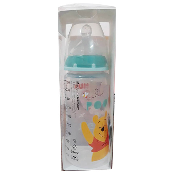 Nursing Nuk PA 300ml Silicone Nipple S1M
