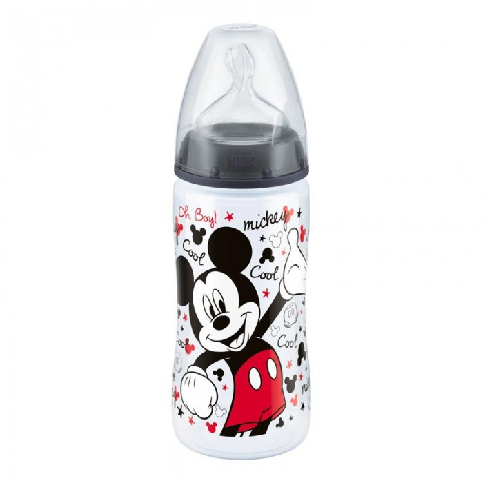 NUK PP Disney bottle 300ml Silicone S2M