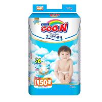 Bỉm Goon Premium dán L50, tặng thêm 5 miếng