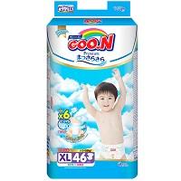 Bỉm Goon Premium dán XL46, tặng thêm 5 miếng