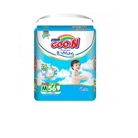 Bỉm Goon Premium quần M56, tặng thêm 5 miếng