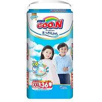Bỉm Goon Premium quần XXL36, tặng thêm 5 miếng