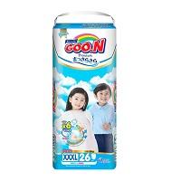 Bỉm Goon Premium quần XXXL26, tích tem đổi quà