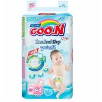 Bỉm Goon Premium Newborn 48 miếng