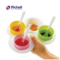 Richell RC21181 snack bowl