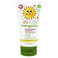Babyganics Sunscreen 59ml