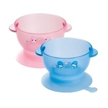 KU-KU stay put suction bowl